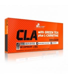 CLA - Thé vert - L-carnitine