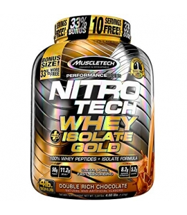 NITRO TECH WHEY + ISOLATE GOLD