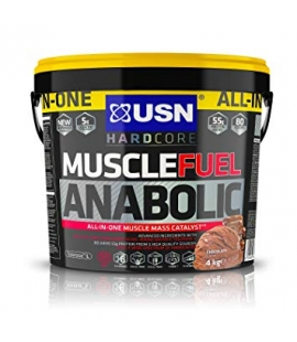 MUSCLE FUEL ANABOLIC ( 4 Goûts )