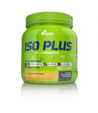ISO PLUS + LCARNITINE