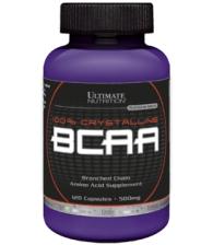 100% Crystalline BCAA
